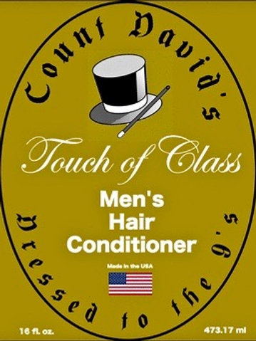 Count David's Men's Hair Conditioner
