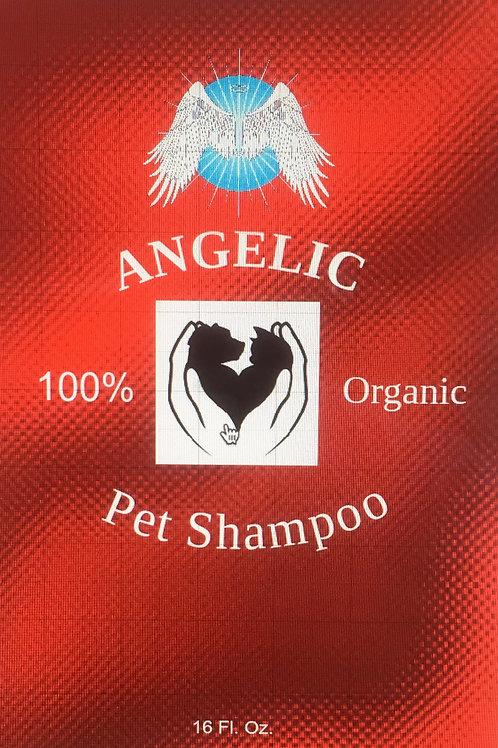 Angelic 100% Organic Pet Shampoo