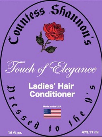 Countess Shannon's Ladies' Hair Conditioner