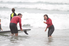 Waves of Impact Charity Surf Lessons