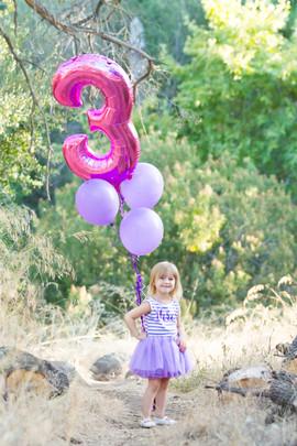 Holly 3rd Birthday