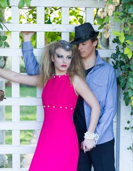 Ellie Nicole and Chance Alcosar
