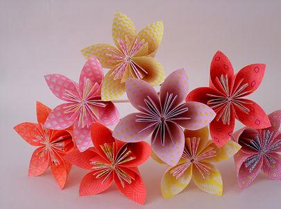 Atelier fleurs en papier adultes