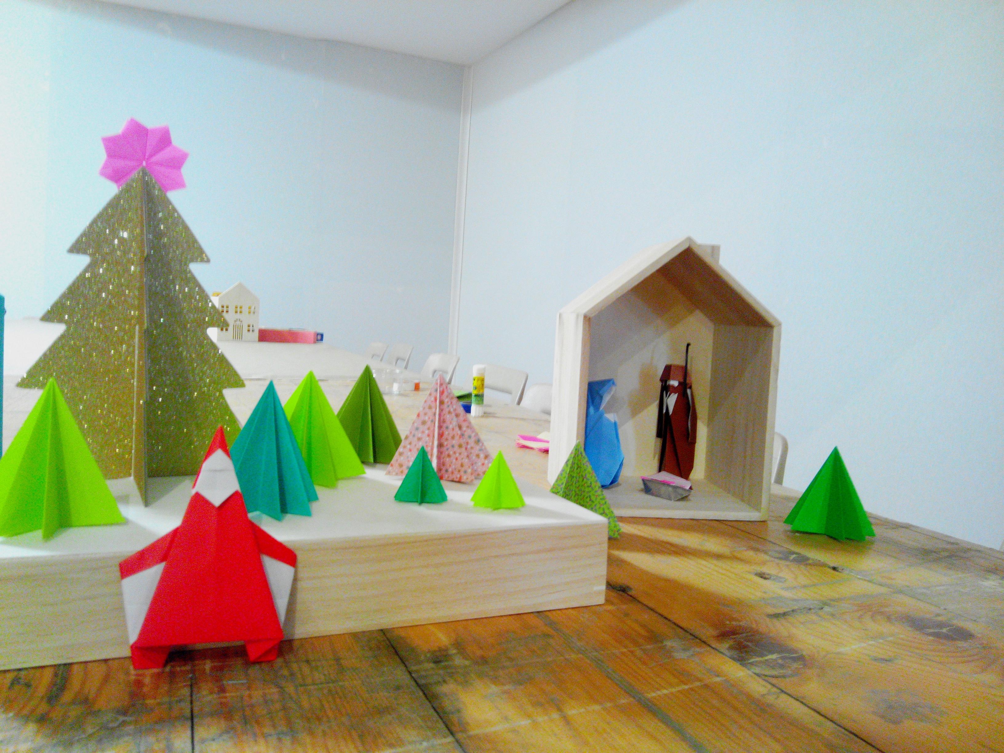 Atelier DIY arbre de Noël - PACA