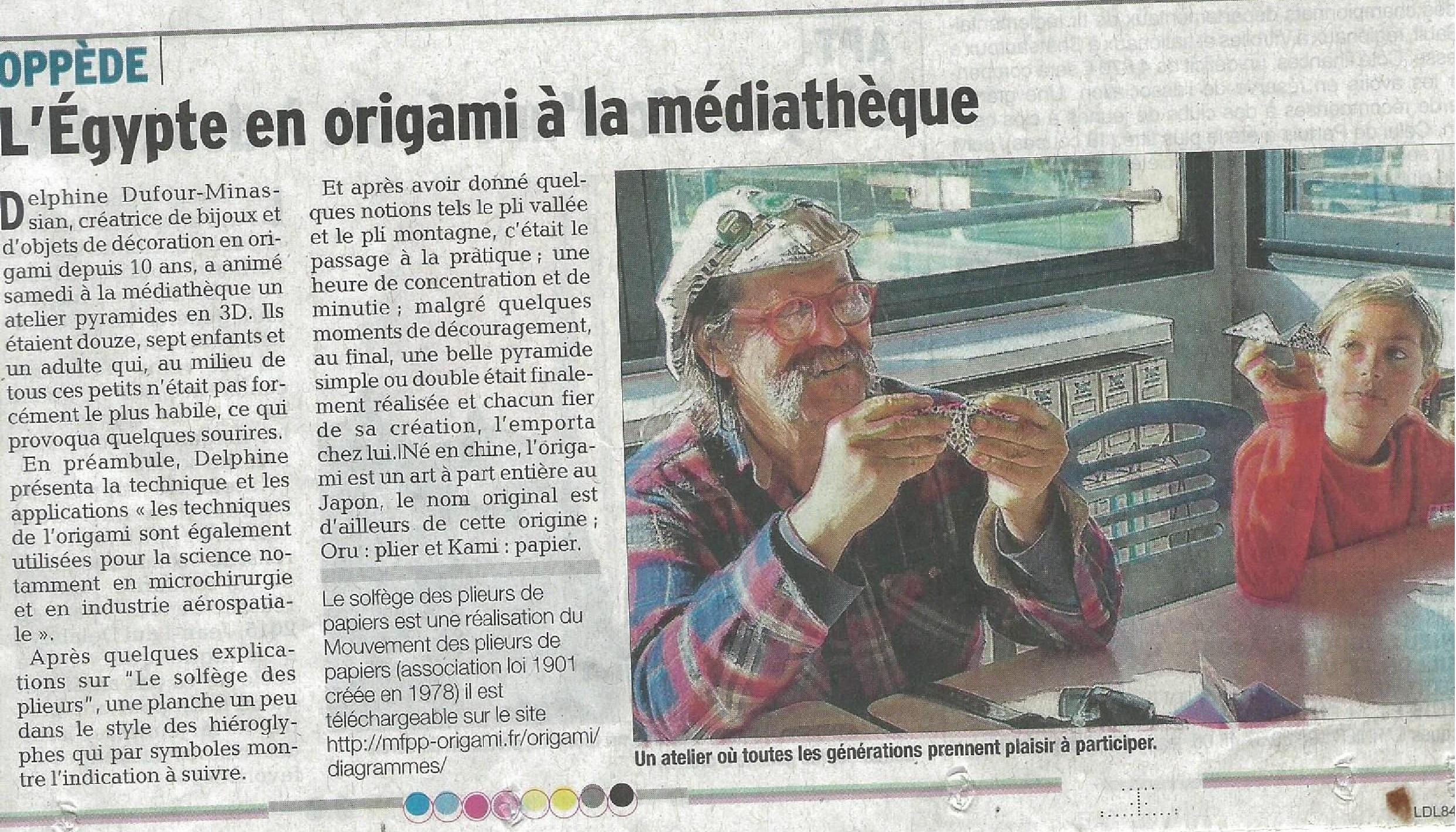 Atelier_pyramides_en_origami_-_Médiathèq
