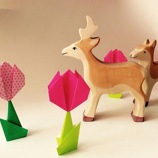 Atelier origami et atelier créatif Avignon