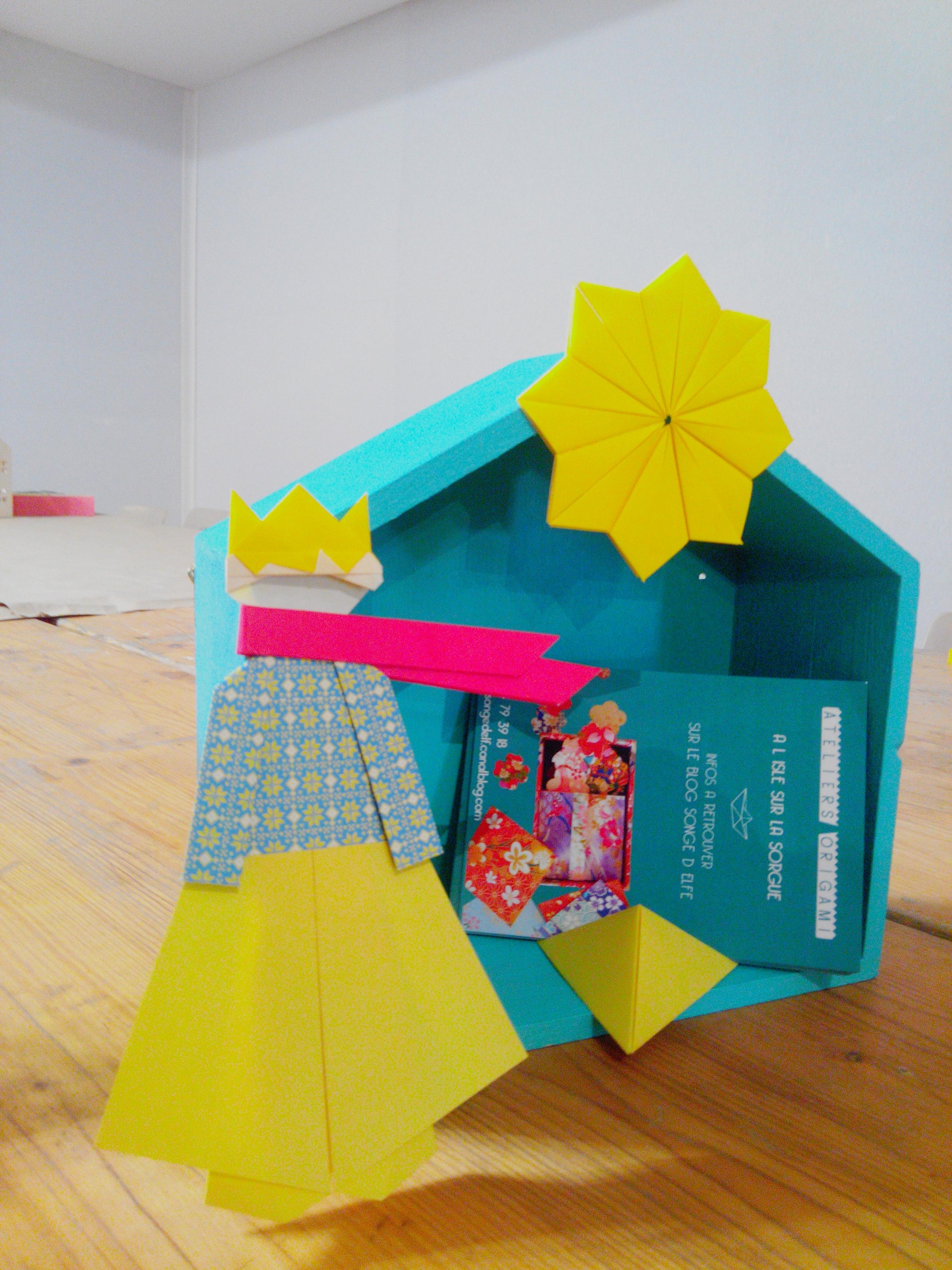 Atelier créatif arbre de Noël - PACA
