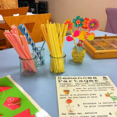 Atelier créatif Mon atelier origami - Ga