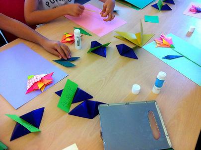 Atelier_herbier_en_origami_-_Médiathèque