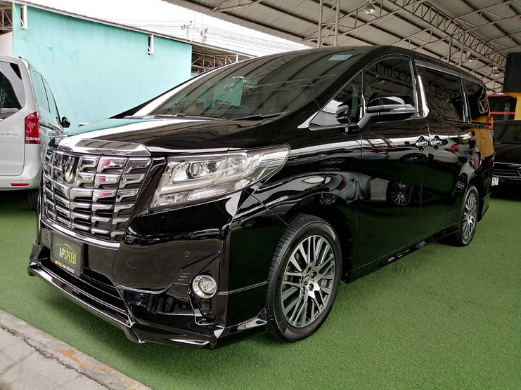 Alphard​ Executive​ Lounge​ 3.5​V6​_๑๙๐๘