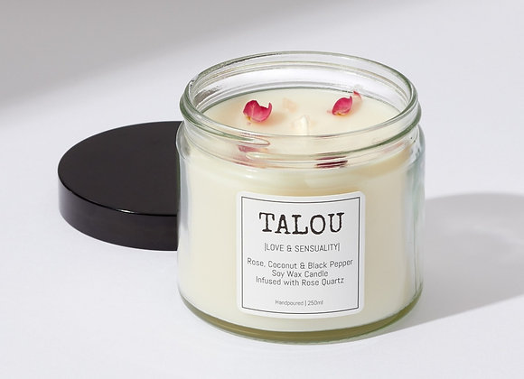 Love & Sensuality Candle
