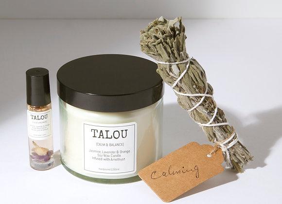 Calm & Balance Gift Bundle