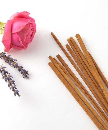 Lavender & Rose Incense Sticks