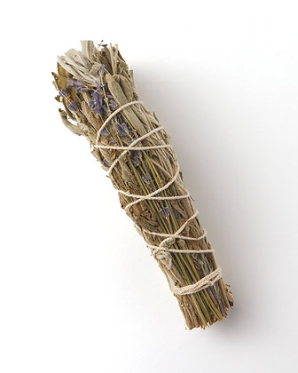 Calming Cleanse Sage Smudge Stick