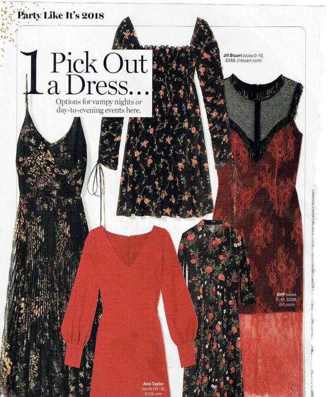 Pick Out A Dress