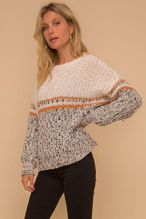Winter Weather Sweater