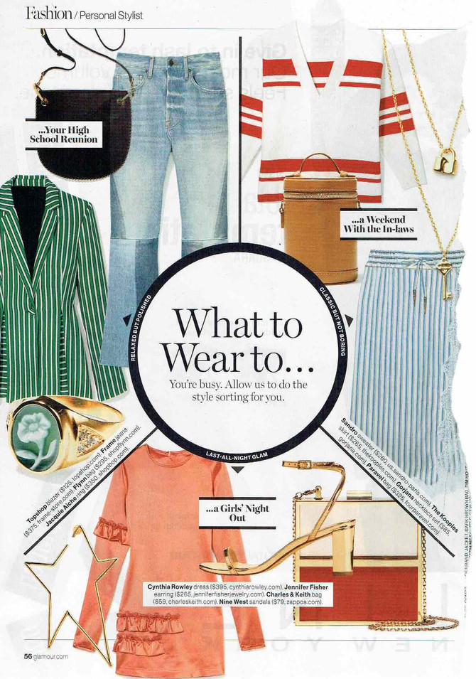 What To Wear-SPRING Edition