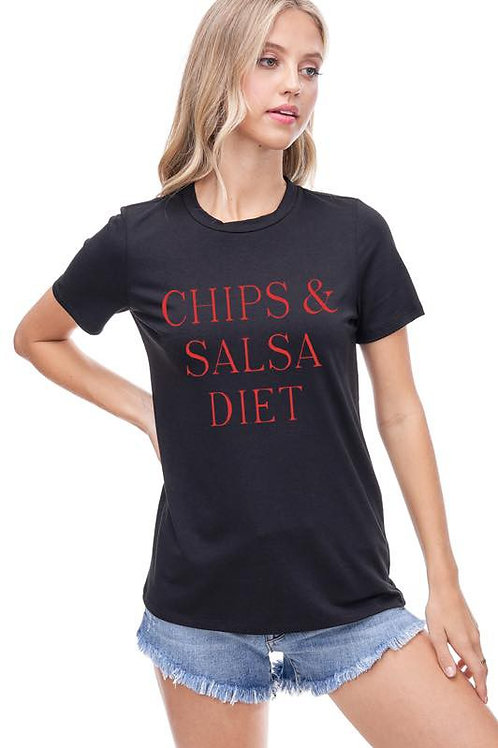 Chips and Salsa Tee