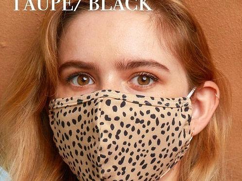 Speckled Face Mask