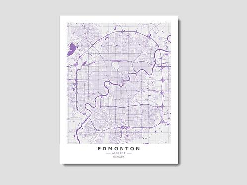 EDMONTON Purple