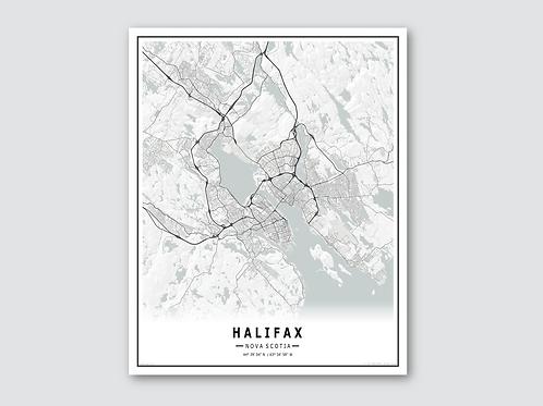 HALIFAX White