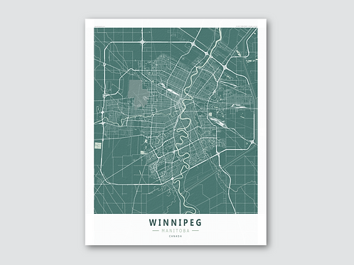 WINNIPEG  Green-Grey