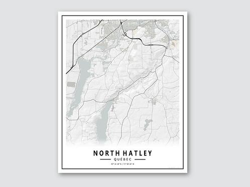 NORTH HATLEY White