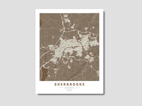 SHERBROOKE Brown