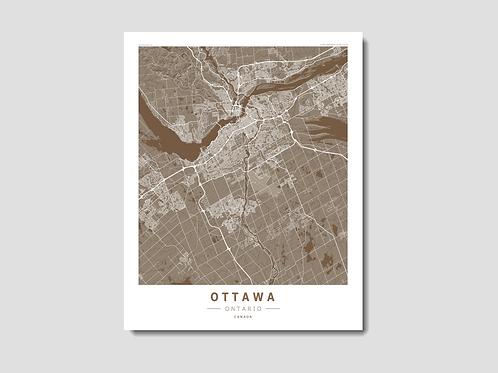 OTTAWA Brown