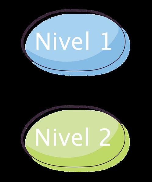 Nivel 1 + Nivel 2
