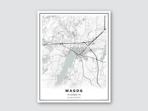 MAGOG White