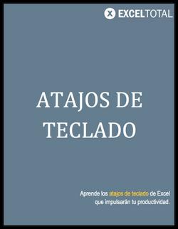 Atajos del Teclado  EXCEL TOTAL