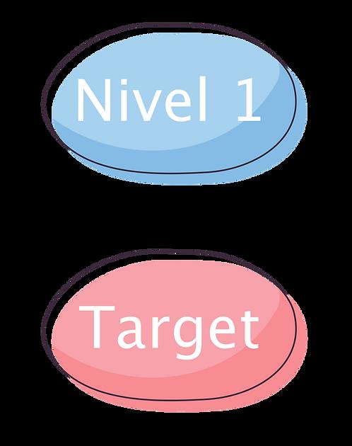 Nivel 1 + Target