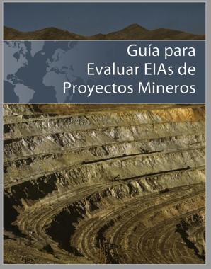 Guía para Evaluar EIAs de Proyectos