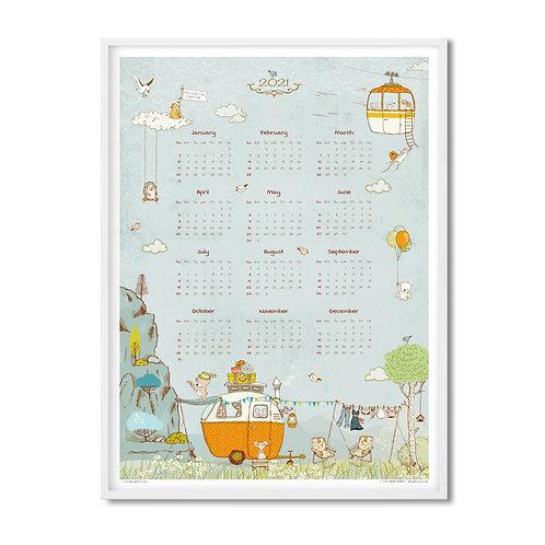 Calendar 2021 - Magic Camp