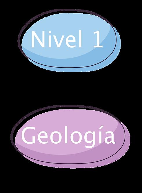 Nivel 1 + SIG Geología