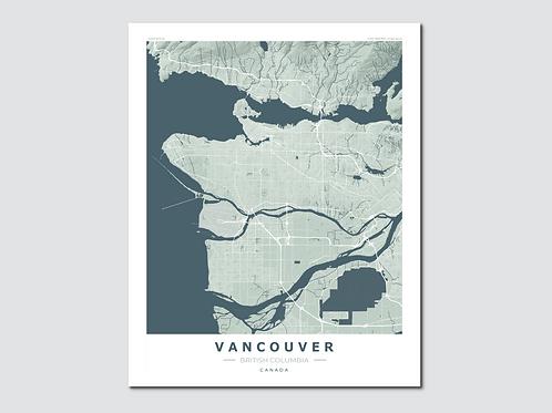 VANCOUVER Grey-Blue