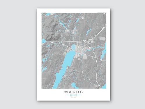 MAGOG Grey-Cyan