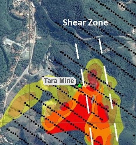 Construcción de un SIG Base para Exploración Mineral