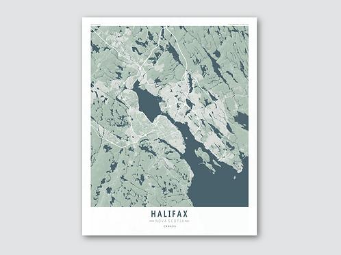 HALIFAX Grey Blue