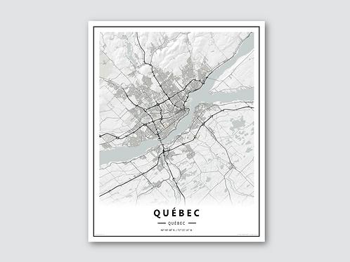 QUEBEC White
