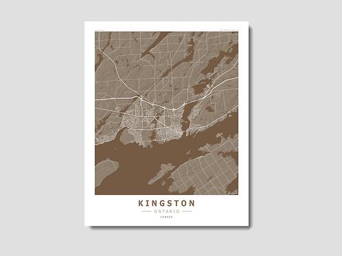 KINGSTON Brown