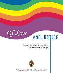 Marriage: Moving Toward Full Inclusion: Sexual Orientation and Gender Identity in The United Church of Canada