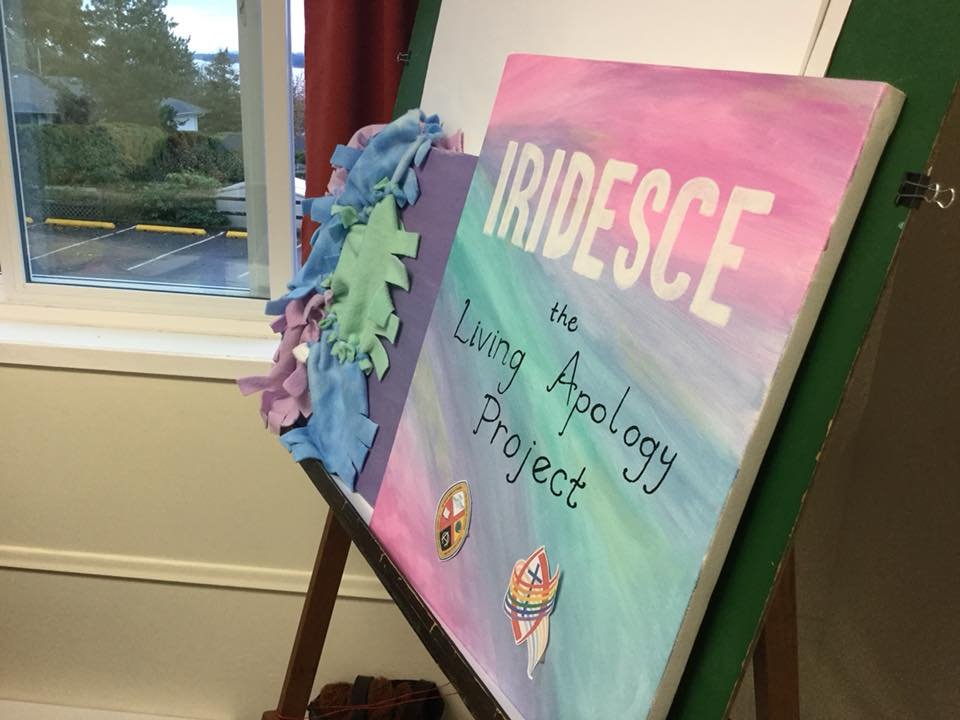 iridesce at comox united church