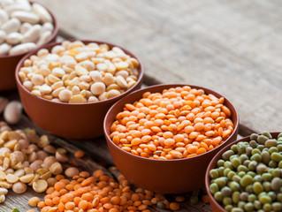 Plant Power: Legumes