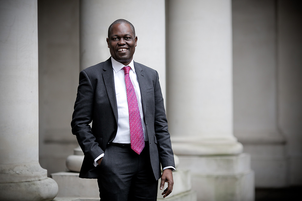 Ade Ayeyemi, Group CEO, Ecobank Transnational Incorporated