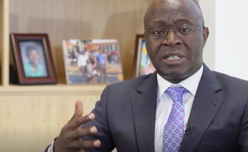 Lazarus Angbazo (CEO, GE Nigeria)
