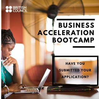 Get into the British Council Business Acceleration Bootcamp 2018