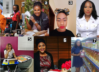 Connect with Nigeria's SME Women (#6-12)