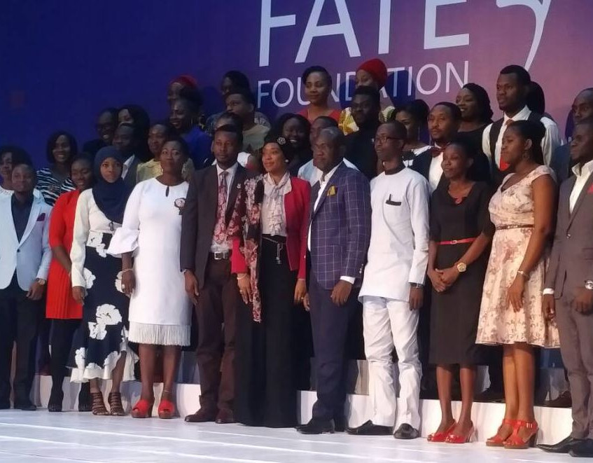 Fate Foundation AEP61 Graduands